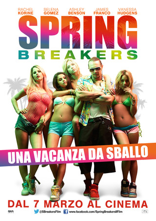 Spring Breakers - Movie Poster #13 (Small)