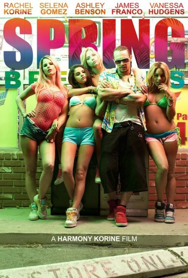 Spring Breakers - Movie Poster #15