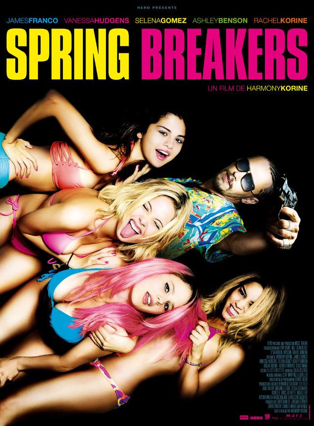 Spring Breakers - Movie Poster #1