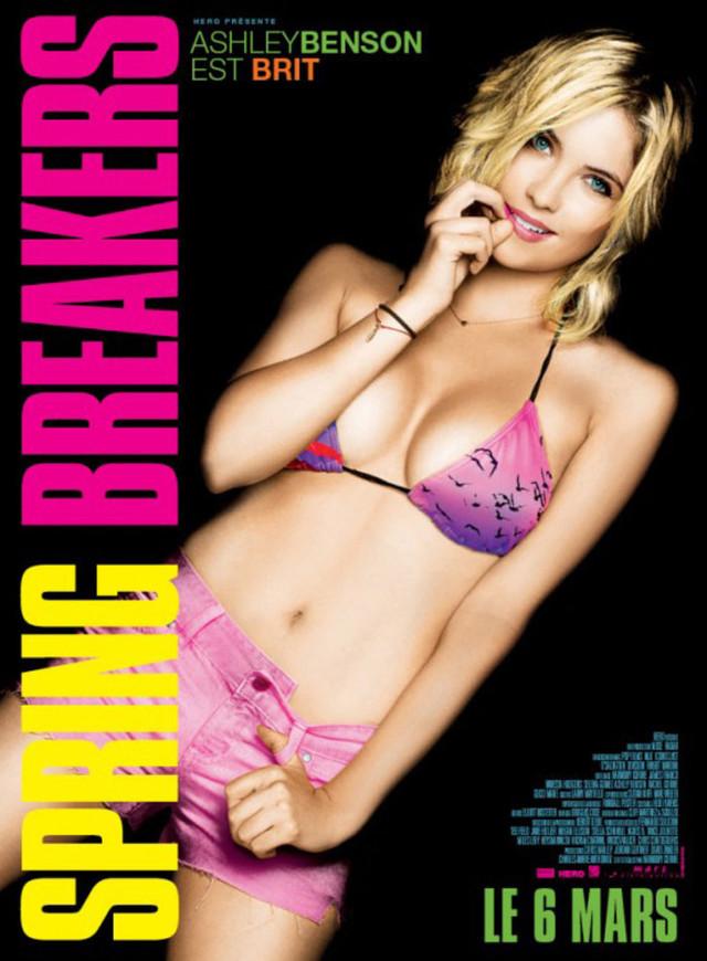 Spring Breakers - Movie Poster #5