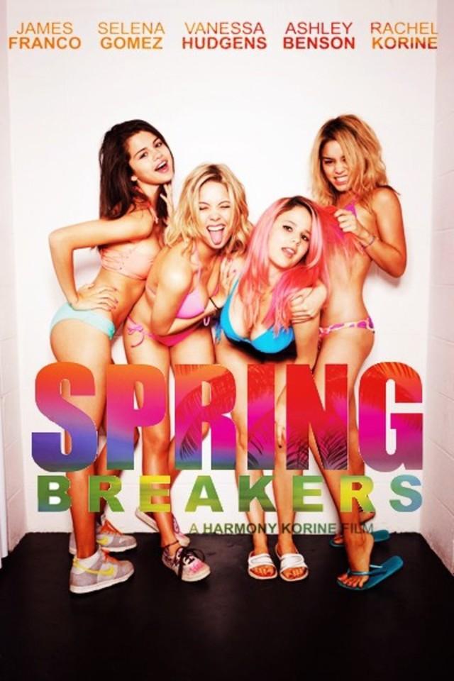 Spring Breakers - Movie Poster #9