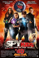 Spy Kids: All the Time in the World Small Poster