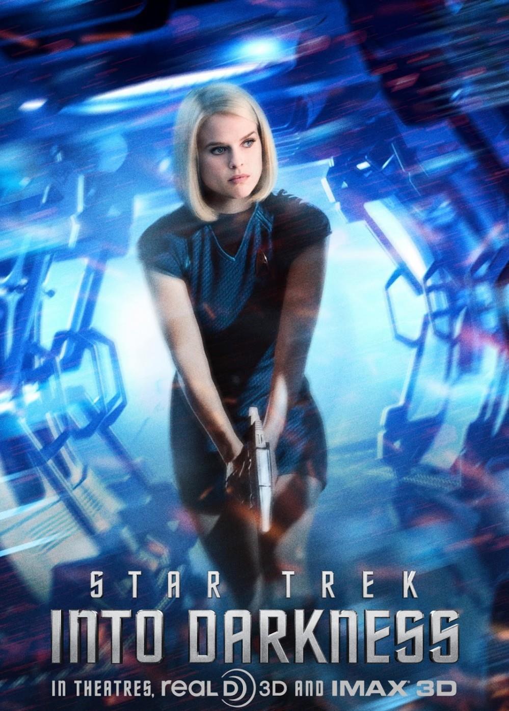 Star Trek Into Darkness - Movie Poster #10 (Original)