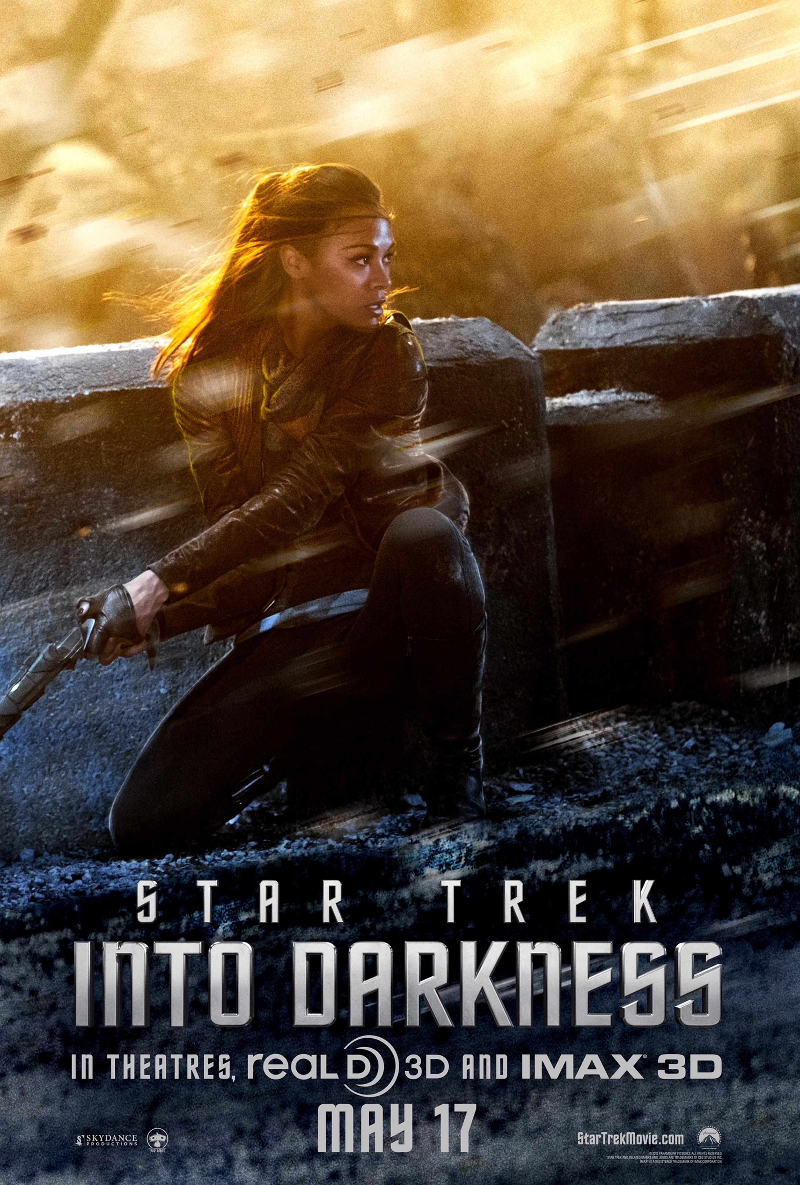 Star Trek Into Darkness - Movie Poster #2 (Original)