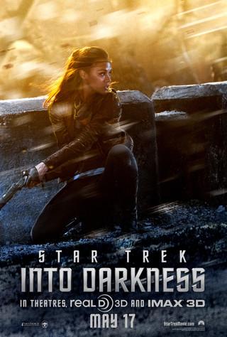 Star Trek Into Darkness - Movie Poster #2 (Small)