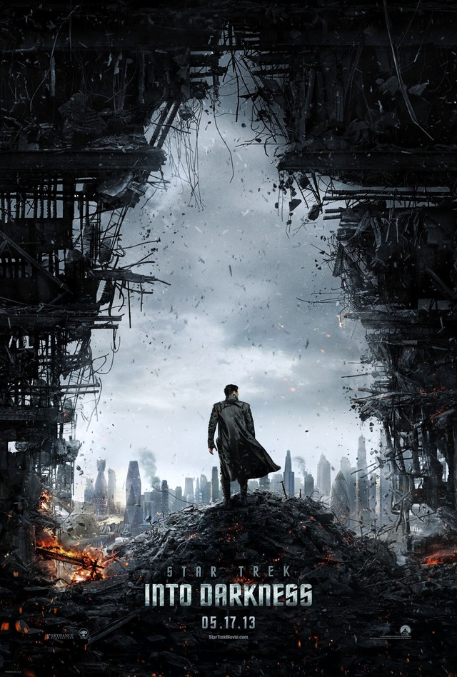 Star Trek Into Darkness - Movie Poster #3