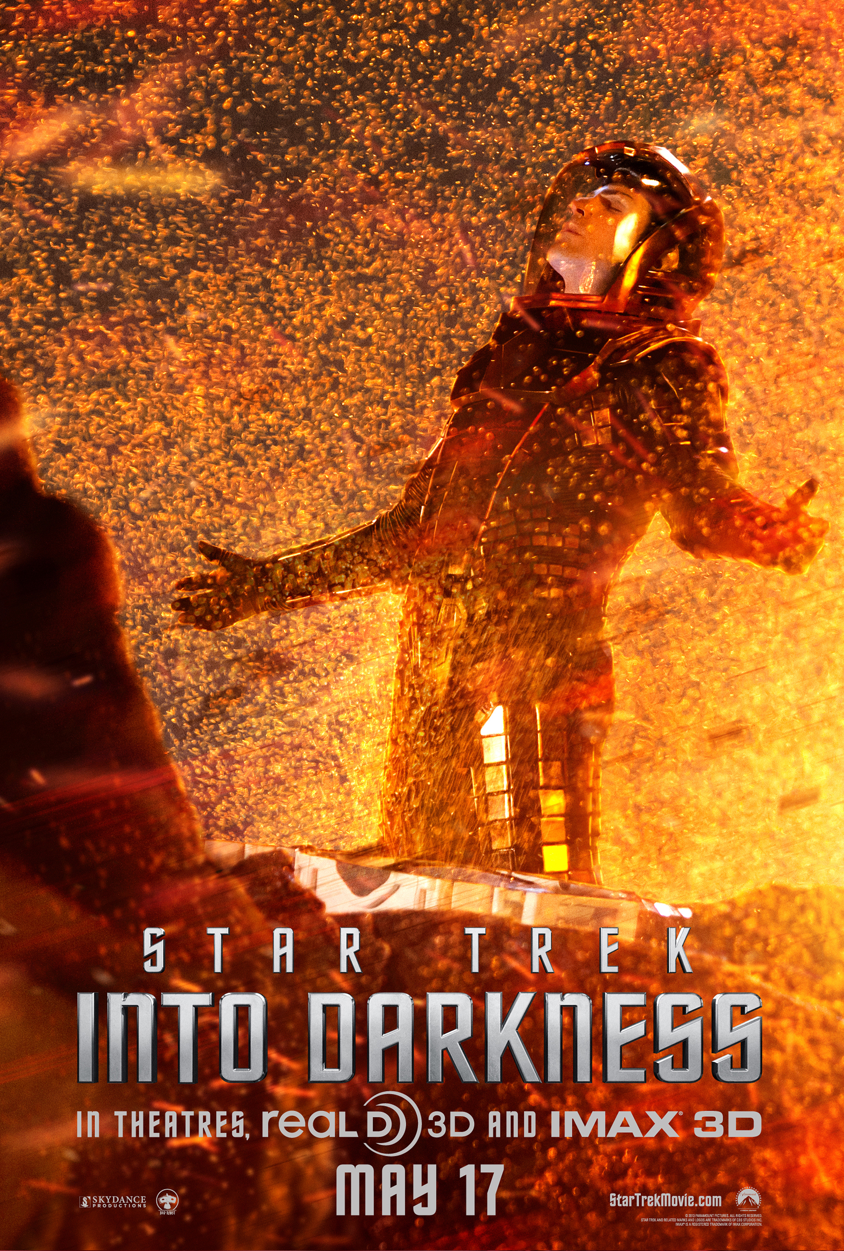 Star Trek Into Darkness - Movie Poster #5 (Original)