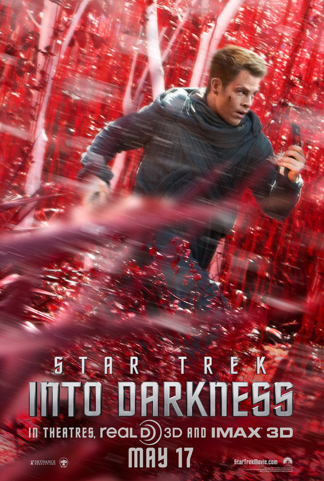 Star Trek Into Darkness - Movie Poster #6