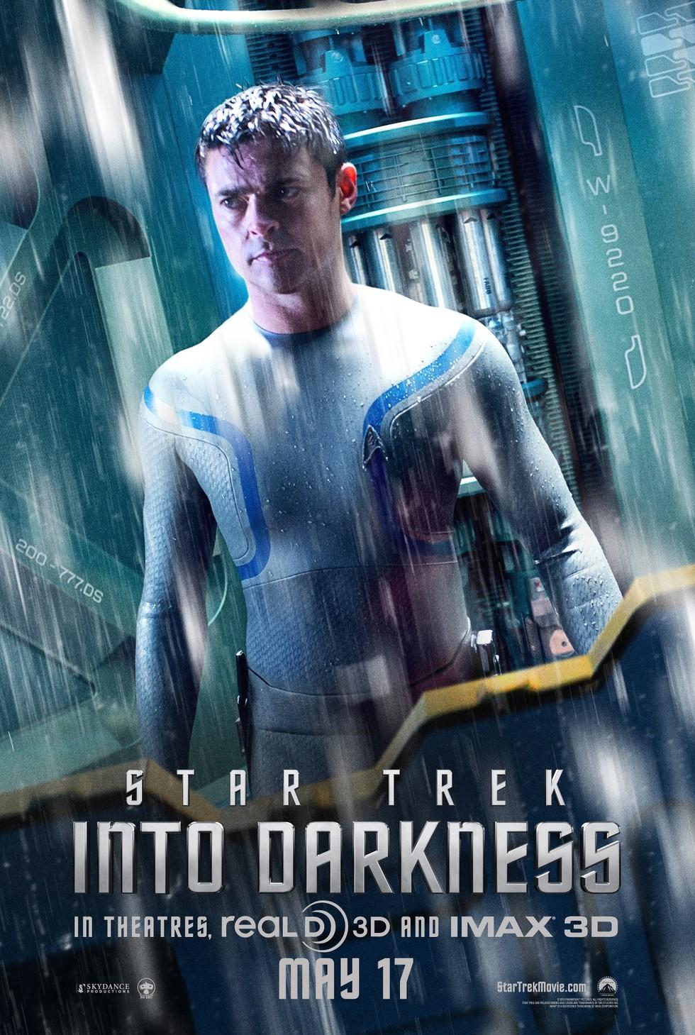 Star Trek Into Darkness - Movie Poster #7 (Large)