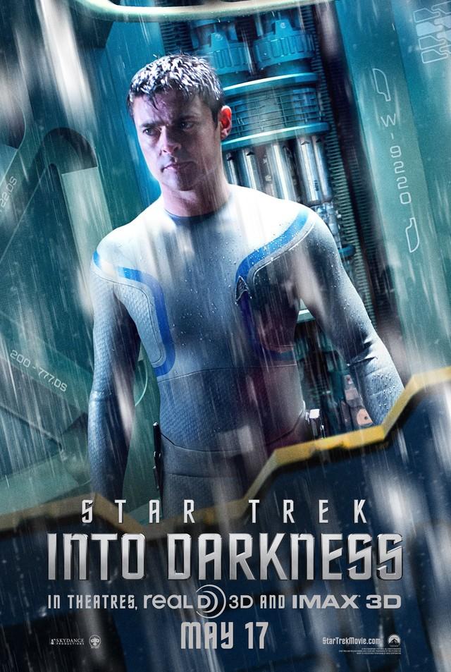 Star Trek Into Darkness - Movie Poster #7