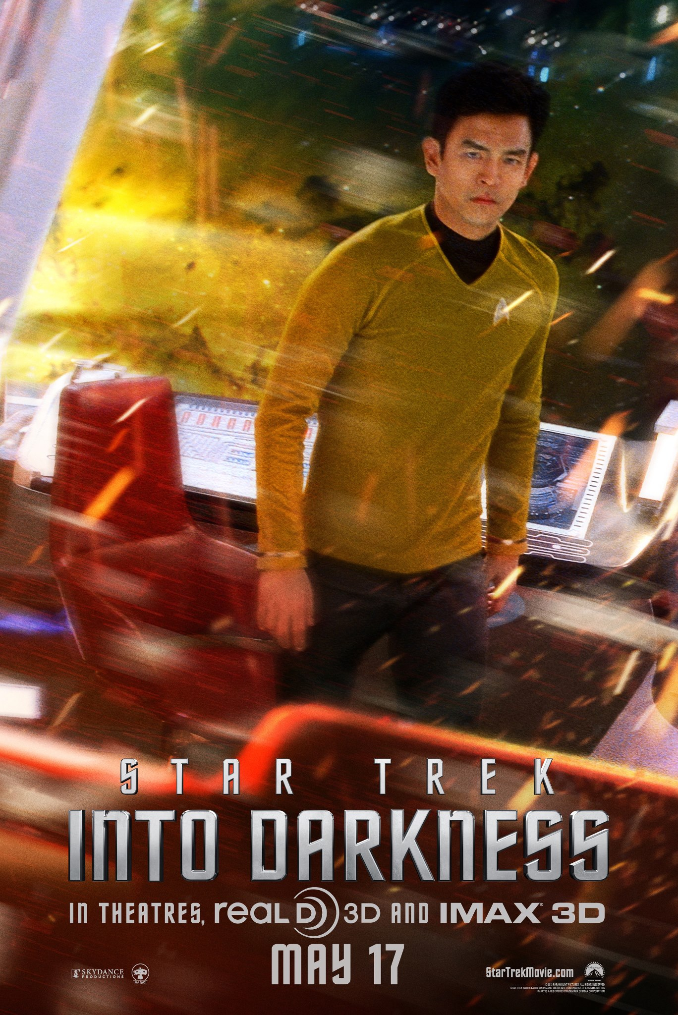 Star Trek Into Darkness - Movie Poster #8 (Original)