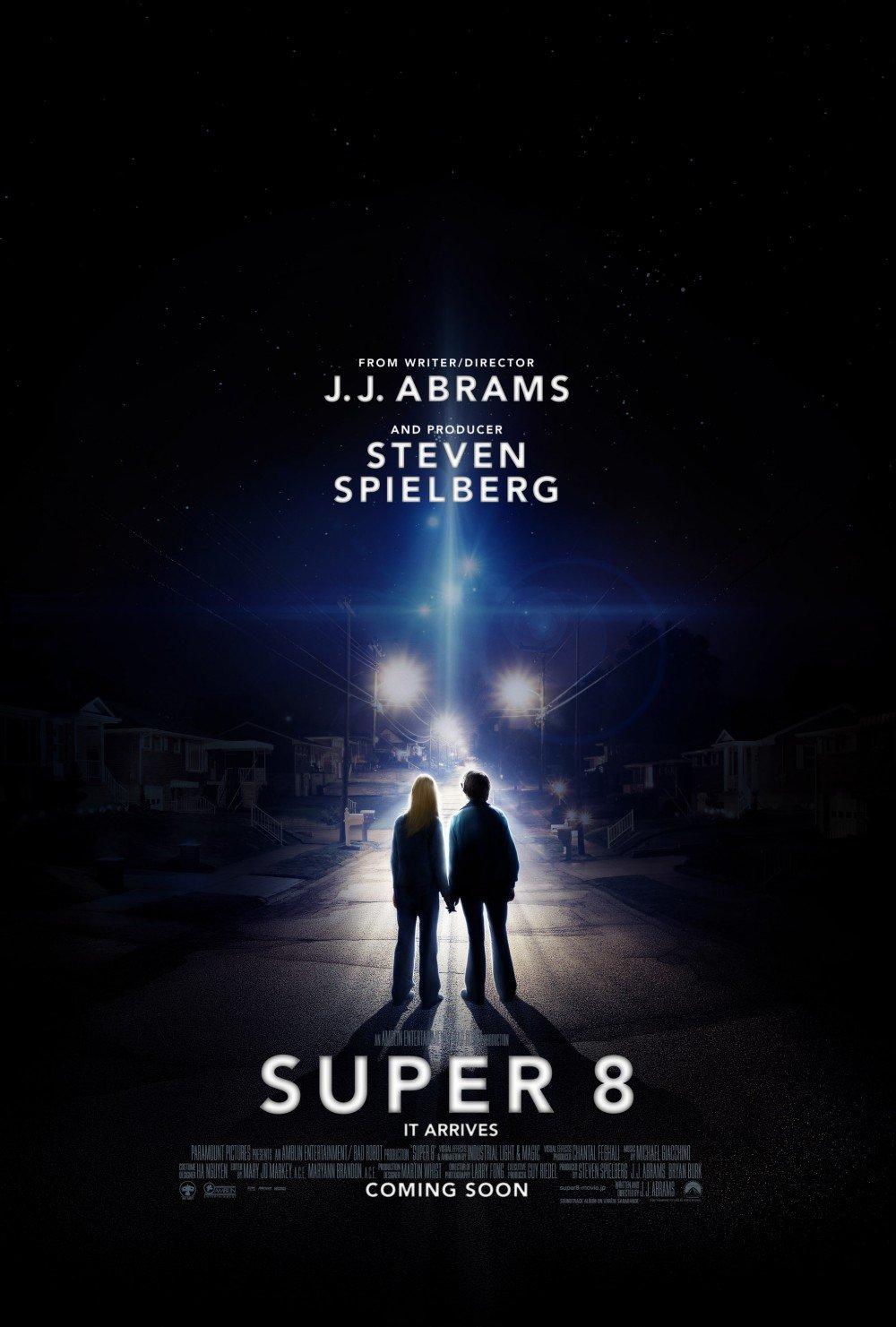 Super 8 - Movie Poster #1 (Original)