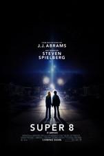 Super 8 Small Poster