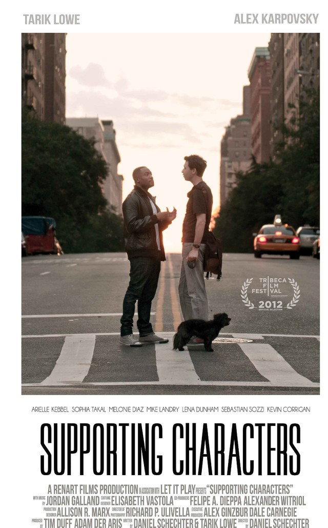 Supporting Characters - Movie Poster #1