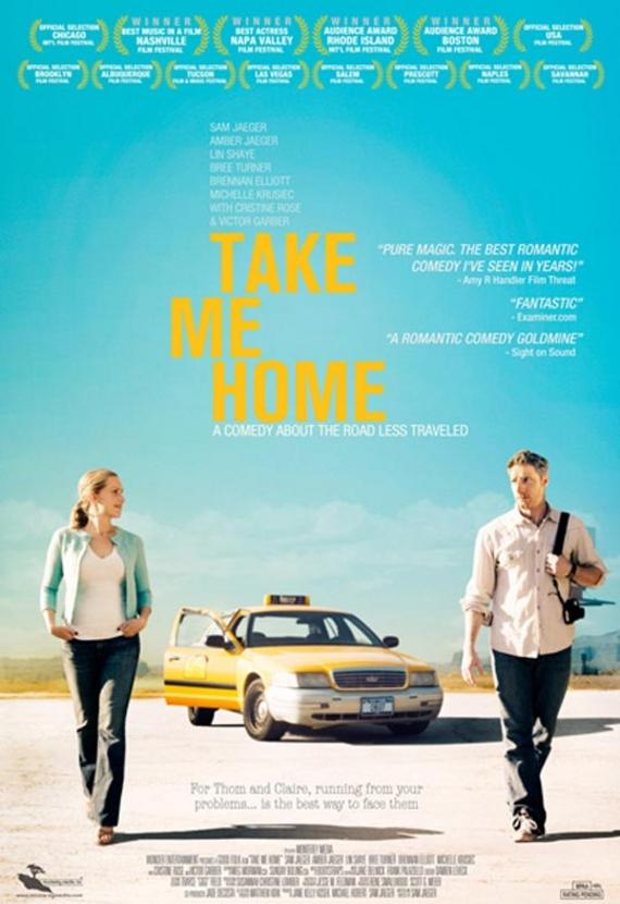 Take Me Home - Movie Poster #1 (Original)