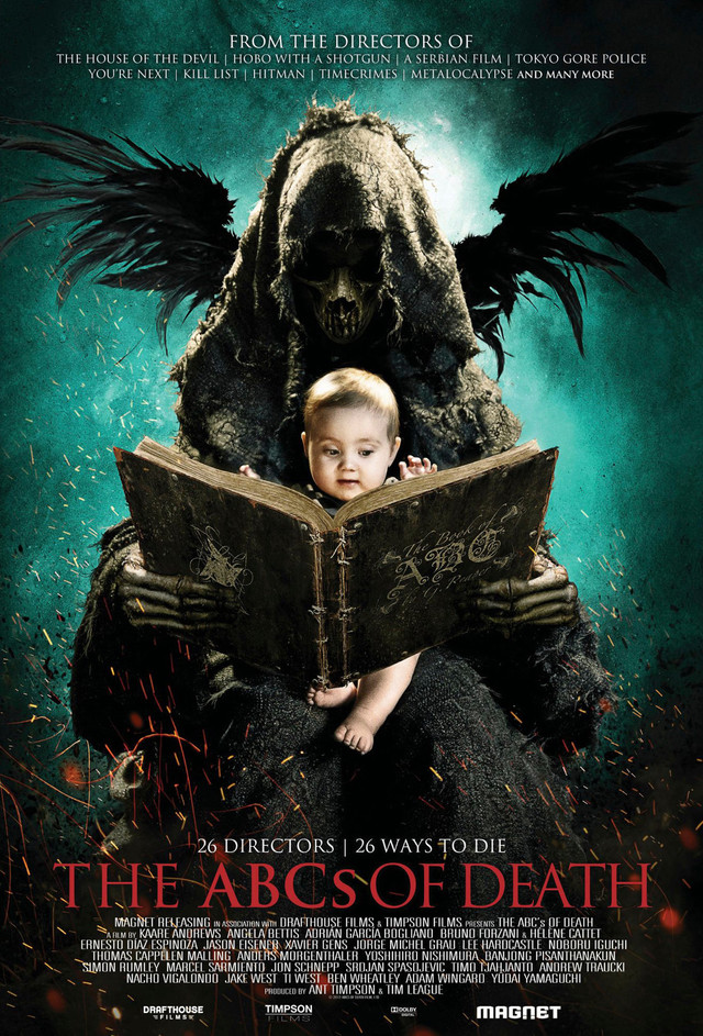 The ABCs of Death - Movie Poster #1