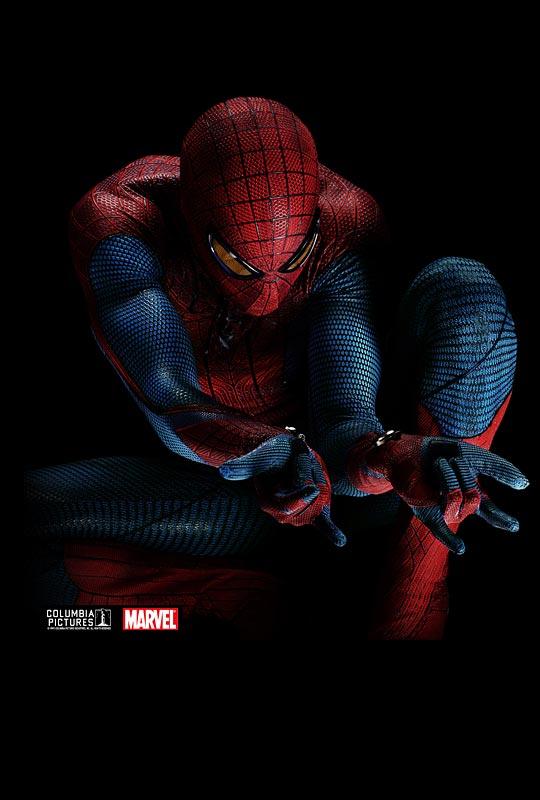 The Amazing Spider-Man - Movie Poster #1 (Original)
