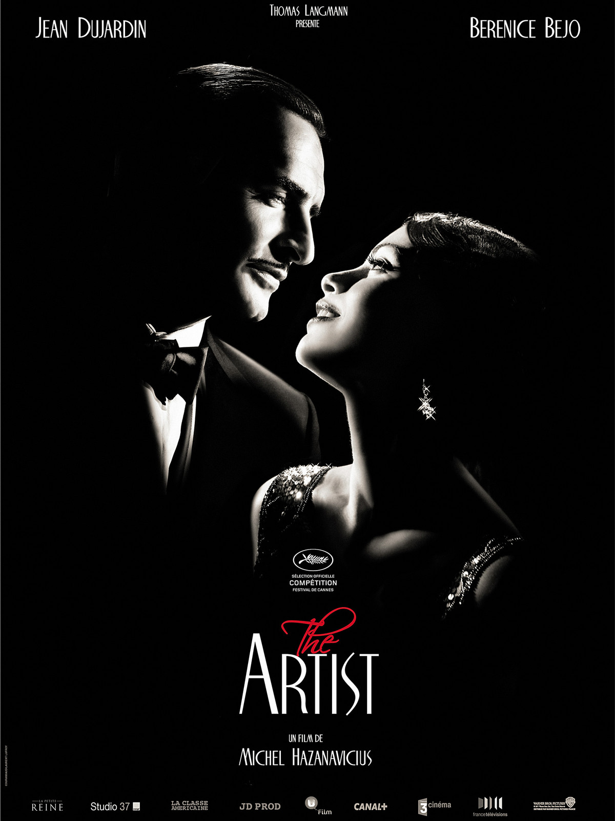 The Artist - Movie Poster #1 (Original)