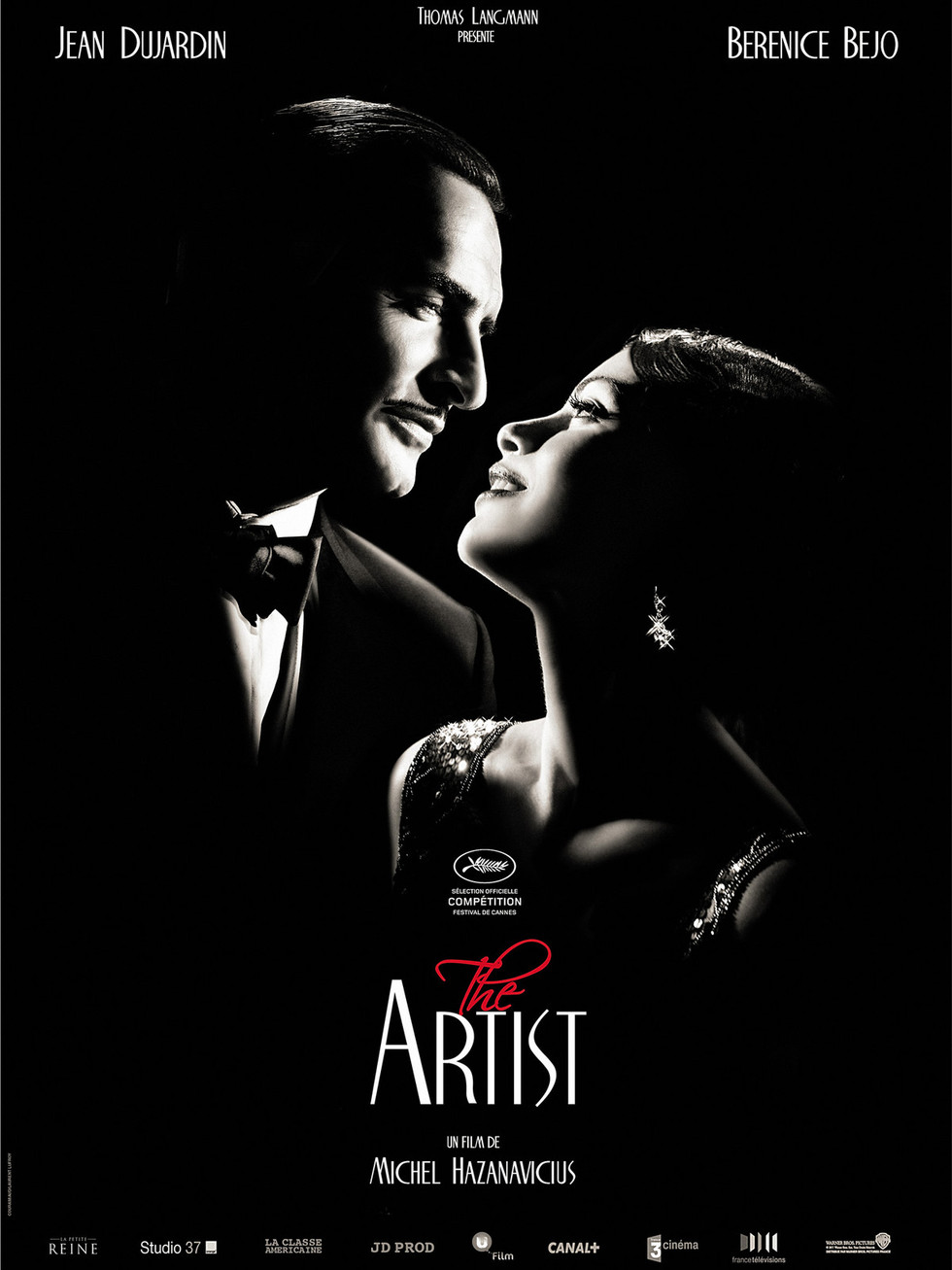 The Artist - Movie Poster #1 (Large)