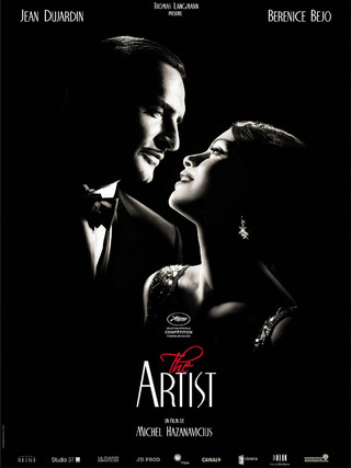The Artist - Movie Poster #1 (Small)