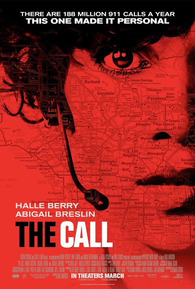 The Call - Movie Poster #1
