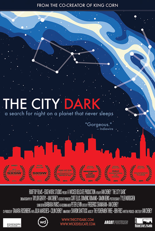 The City Dark - Movie Poster #1 (Original)