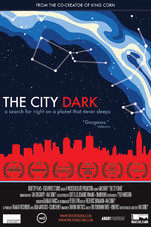 The City Dark Small Poster