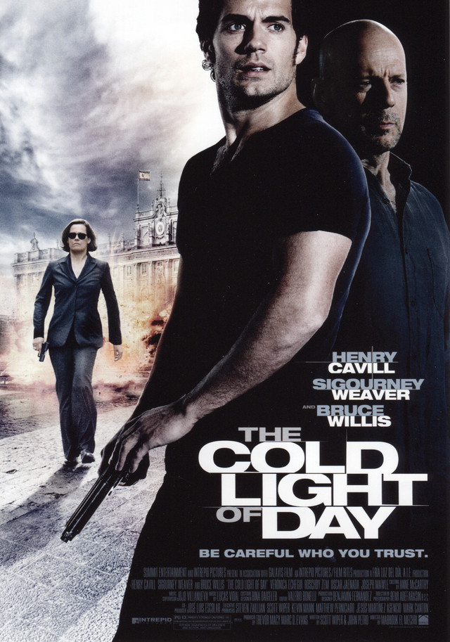 The Cold Light of Day - Movie Poster #1