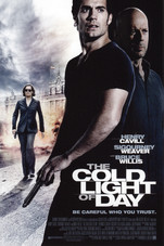 The Cold Light of Day Small Poster