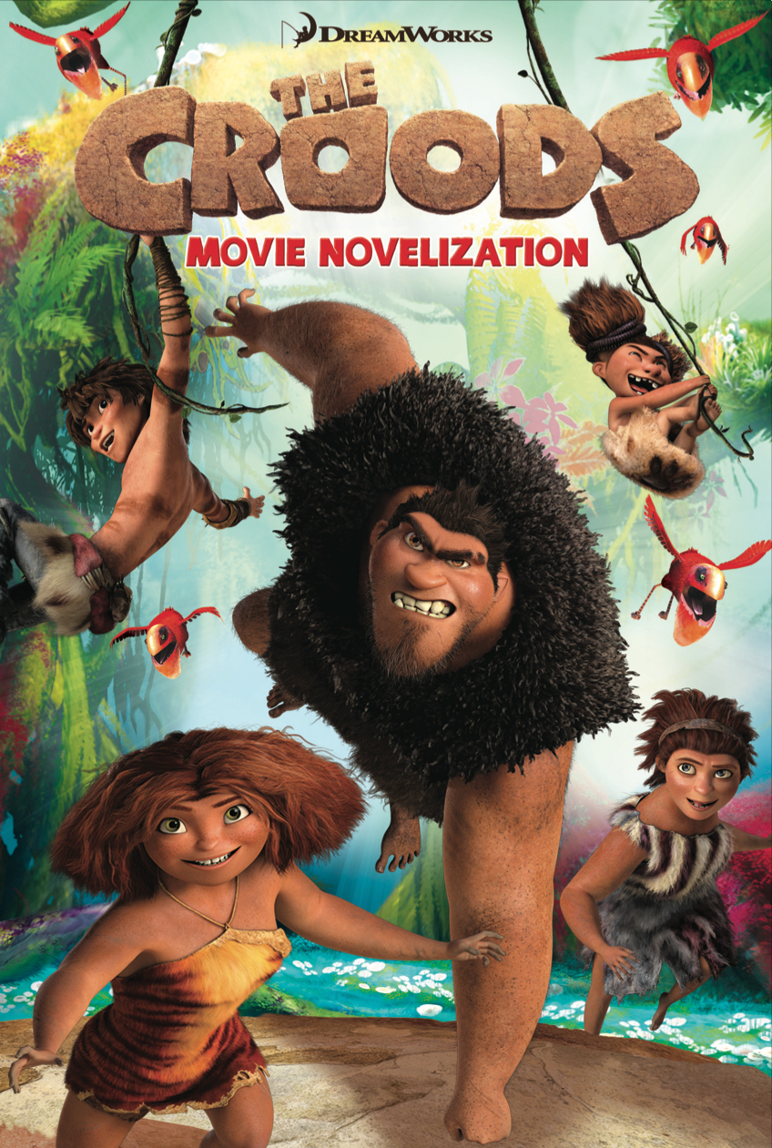 The Croods - Movie Poster #12 (Original)