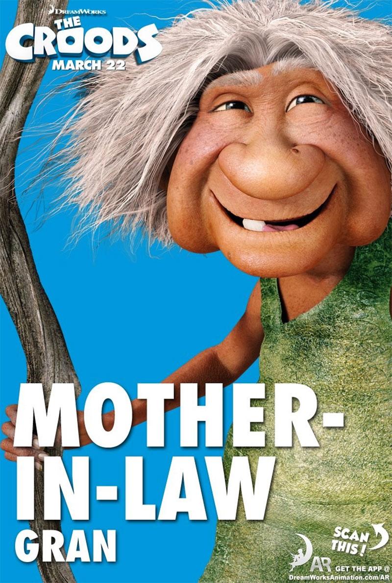 The Croods - Movie Poster #6 (Original)