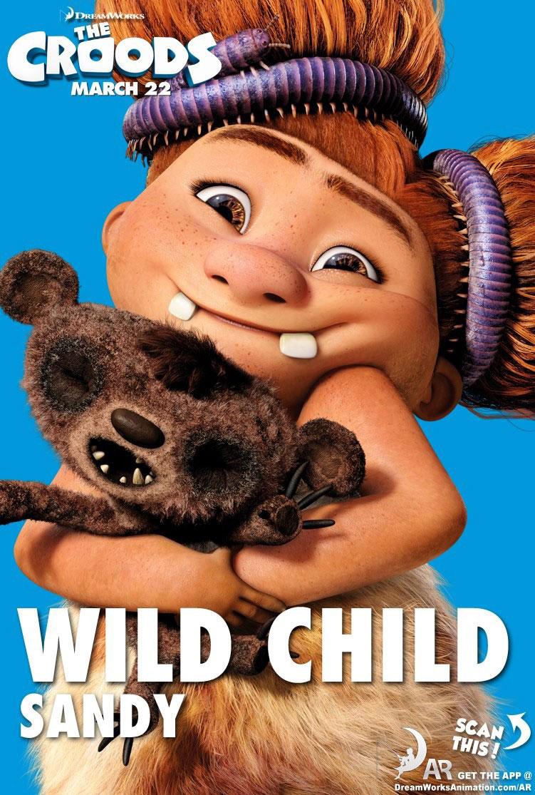 The Croods - Movie Poster #7 (Original)