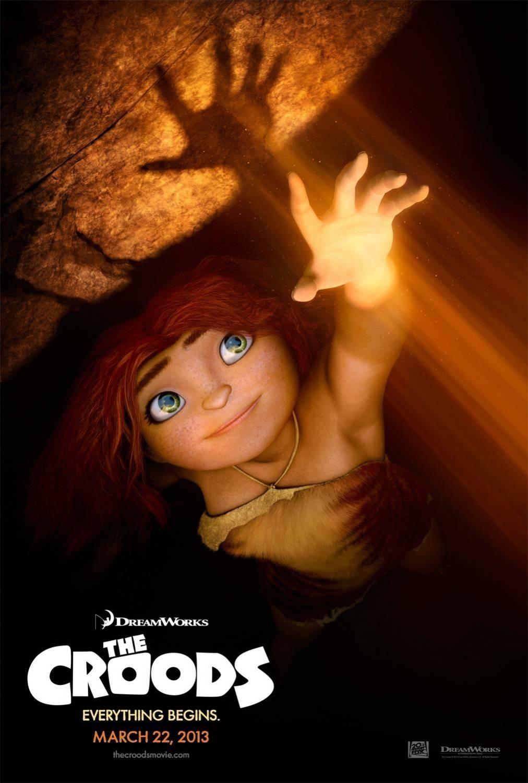 The Croods - Movie Poster #8 (Original)