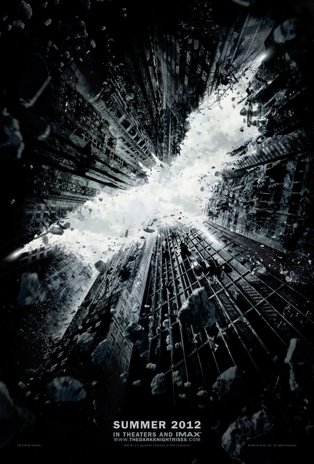 The Dark Knight Rises - Movie Poster #2