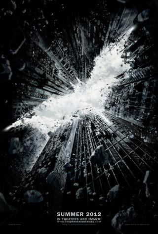 The Dark Knight Rises - Movie Poster #2 (Small)