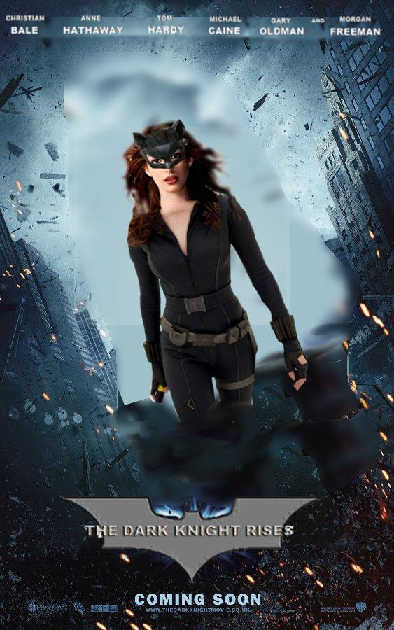 The Dark Knight Rises - Movie Poster #3 (Original)