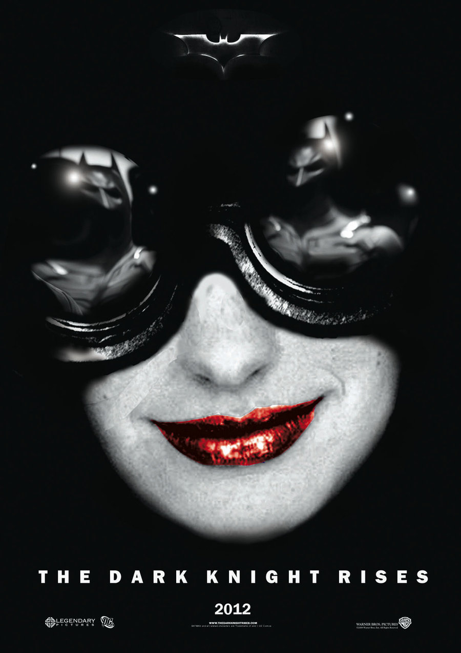 The Dark Knight Rises - Movie Poster #6 (Original)