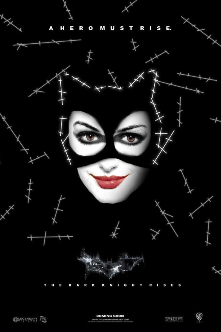The Dark Knight Rises - Movie Poster #7 (Original)