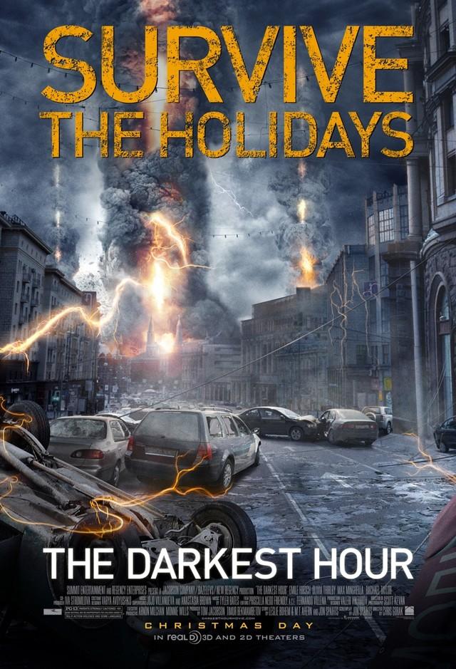 The Darkest Hour - Movie Poster #1