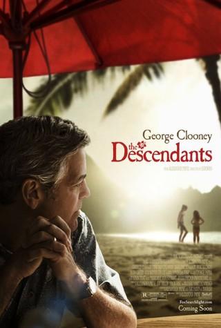 The Descendants - Movie Poster #1