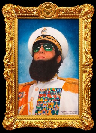The Dictator - Movie Poster #1 (Small)