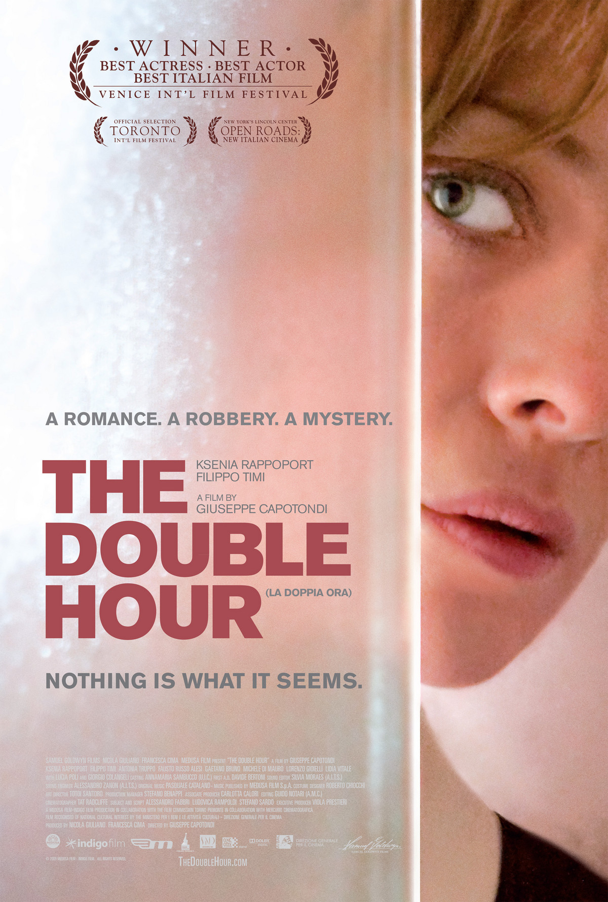 The Double Hour - Movie Poster #1 (Original)