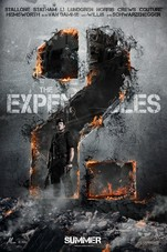 The Expendables 2 Small Poster