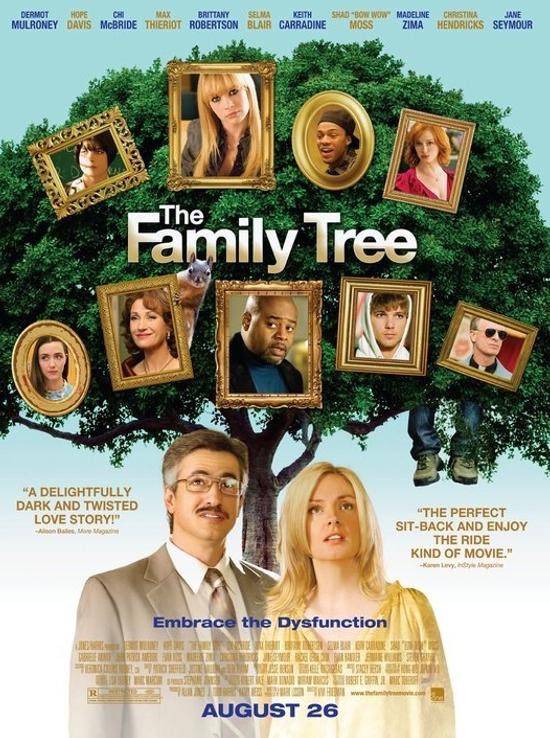The Family Tree - Movie Poster #1 (Original)