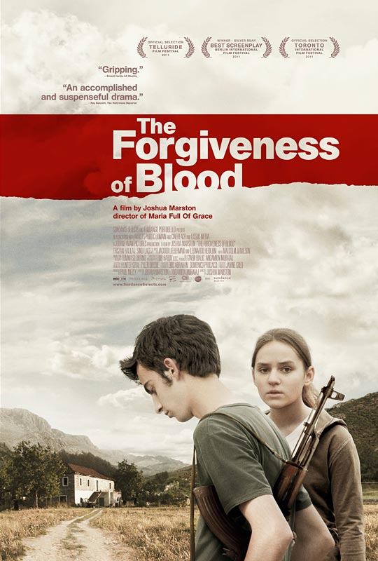 The Forgiveness of Blood - Movie Poster #1 (Original)
