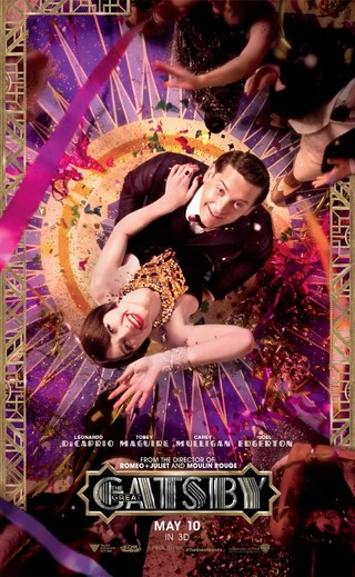 The Great Gatsby - Movie Poster #10 (Small)