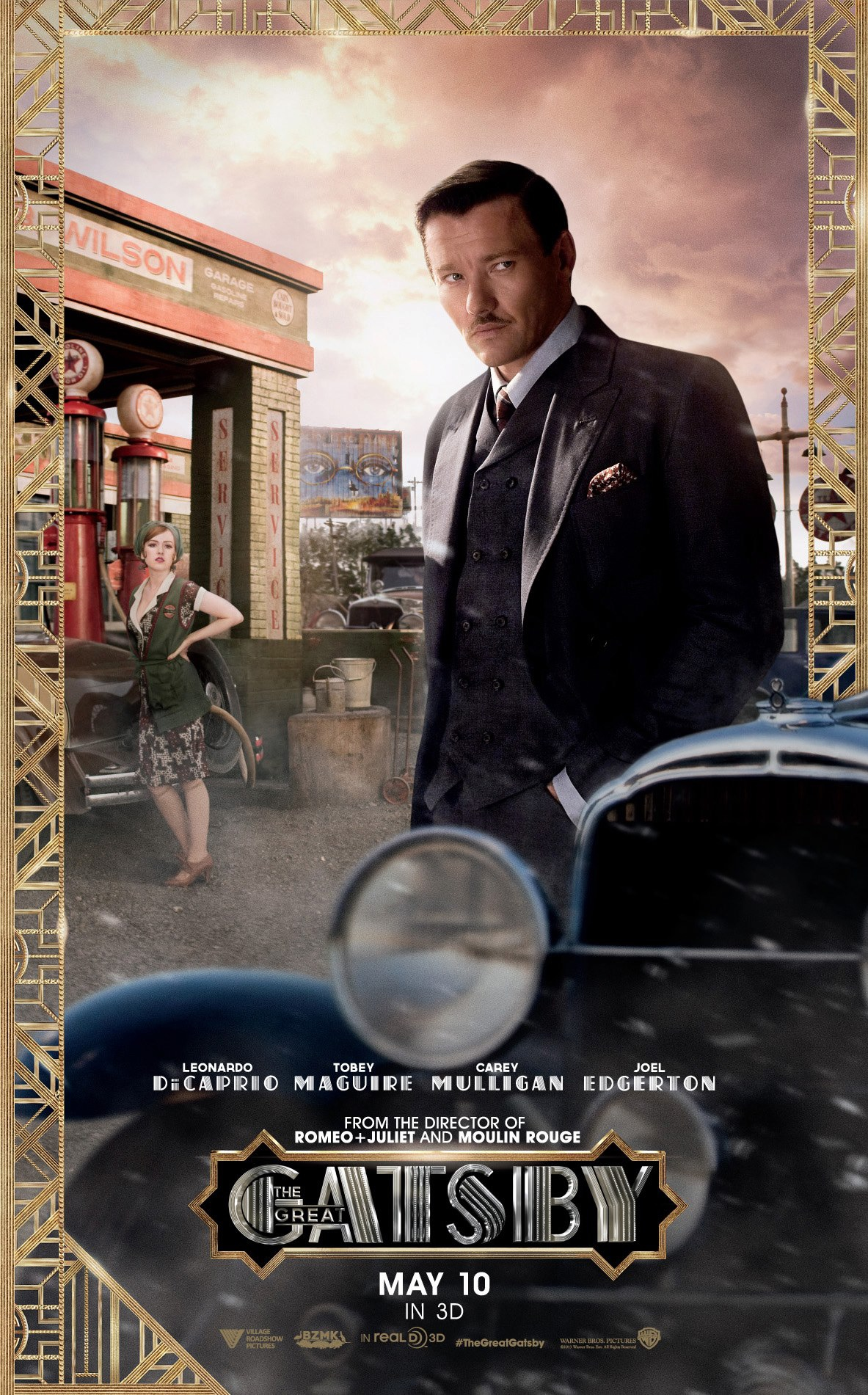 The Great Gatsby - Movie Poster #11 (Original)