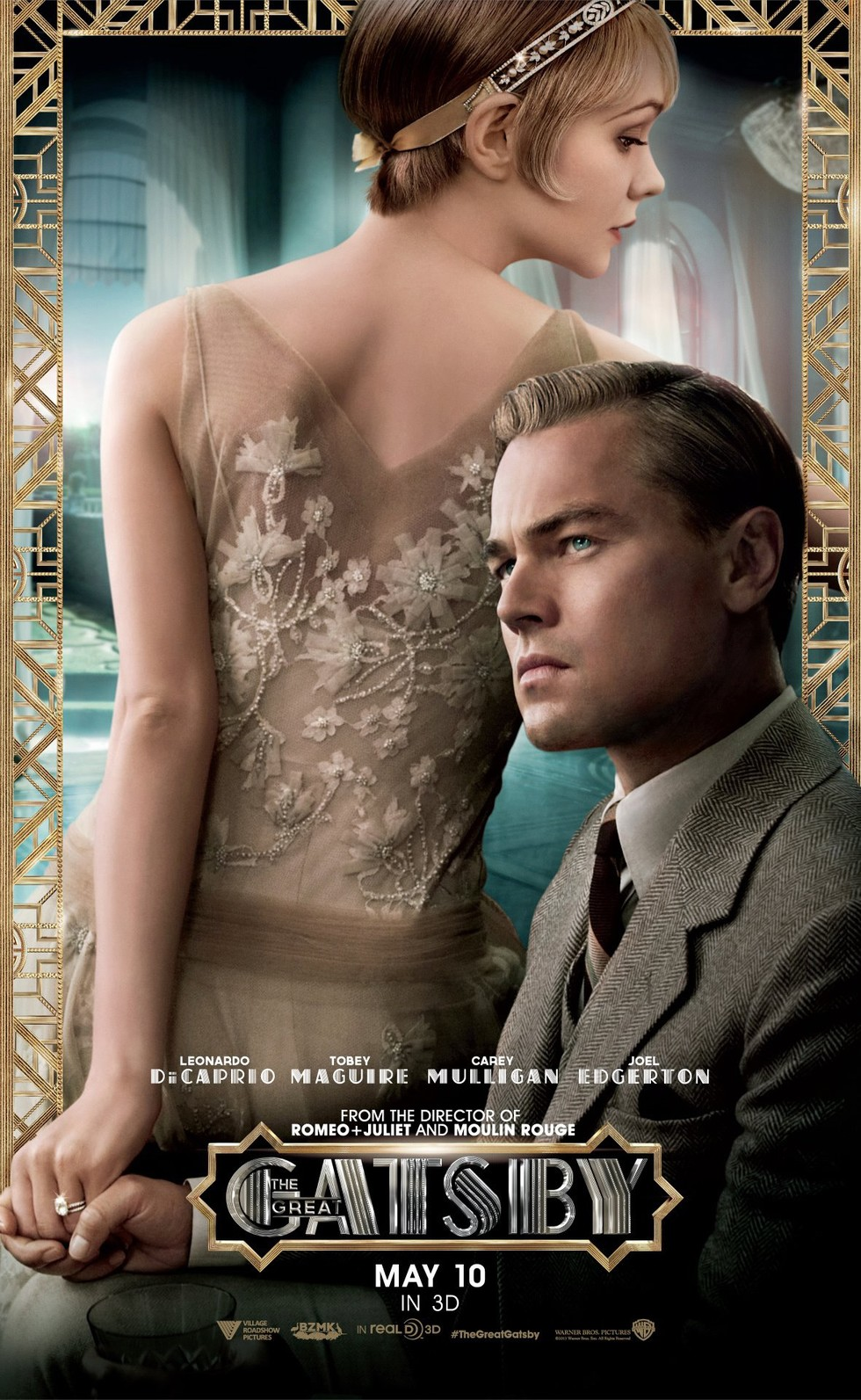The Great Gatsby - Movie Poster #12 (Large)
