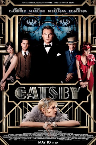 The Great Gatsby - Movie Poster #1 (Small)