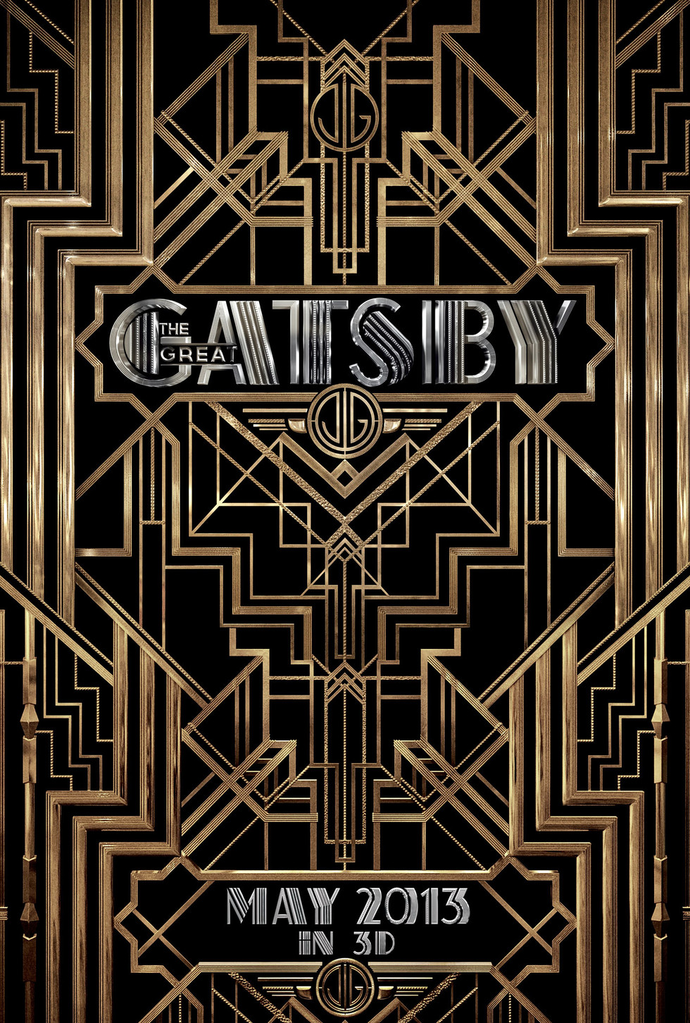 The Great Gatsby - Movie Poster #2 (Large)